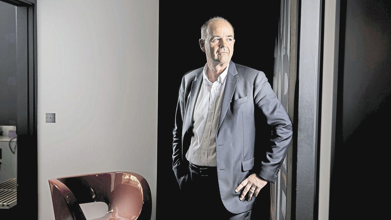 Avec le projet EuropaCity, Vianney Mulliez, président de Ceetrus, la foncière du groupe Auchan Holding, voit loin.