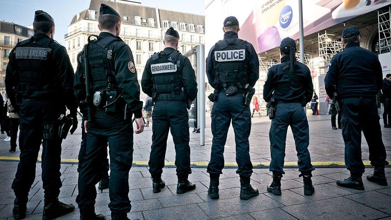 Le stock de congés de récupération non pris par les policiers et les gendarmes atteignait, fin 2016, le record de 20millions d'heures.