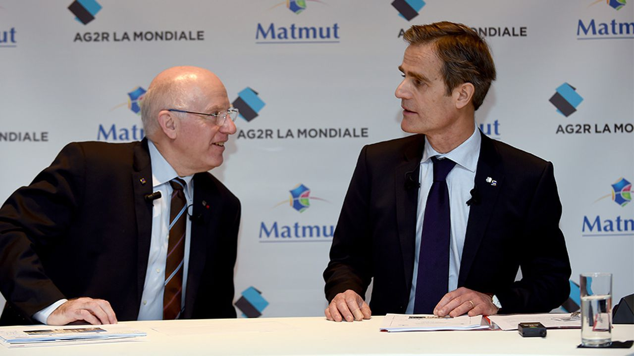 Rapprochement avec AG2R La Mondiale : une belle opération pour la Matmut