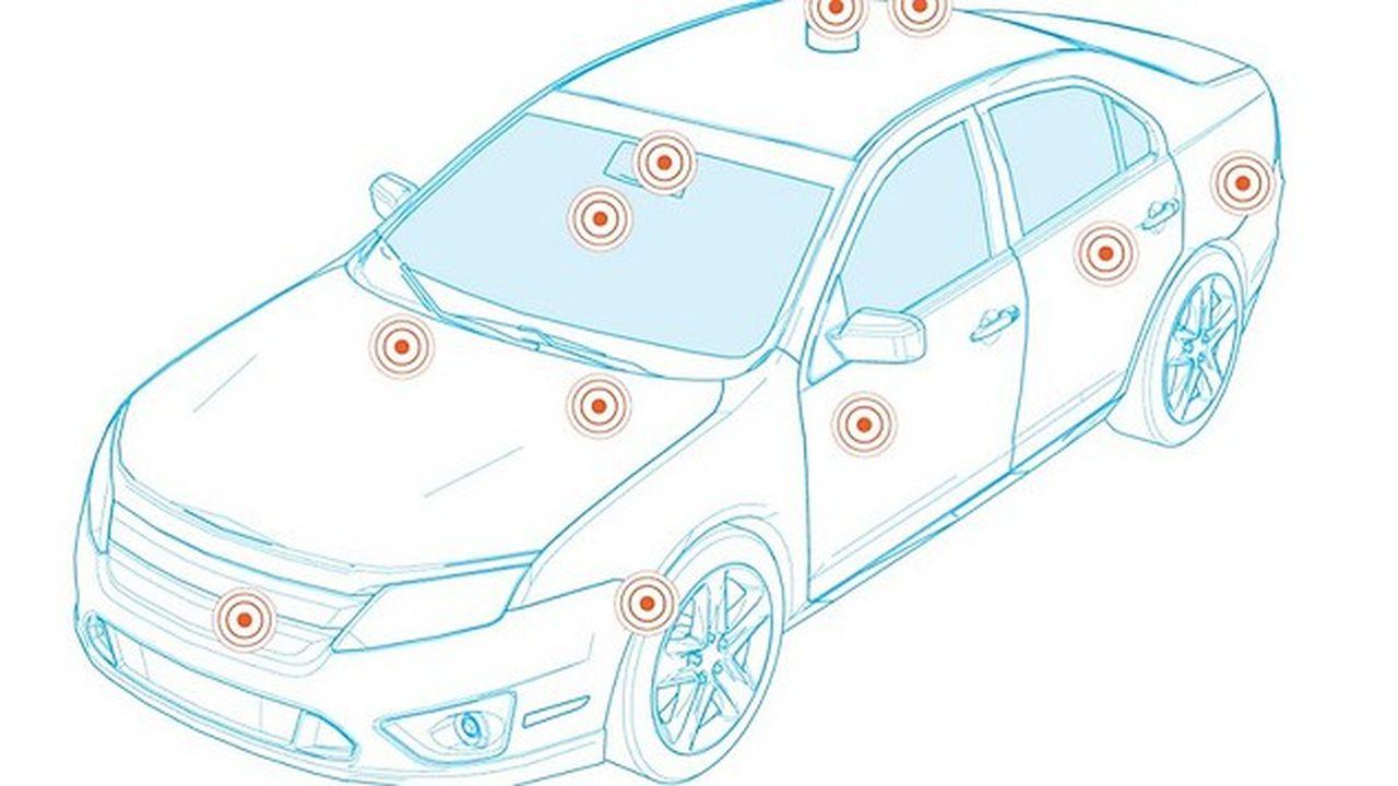 Voiture, train, taxi volant... Les secrets des véhicules autonomes