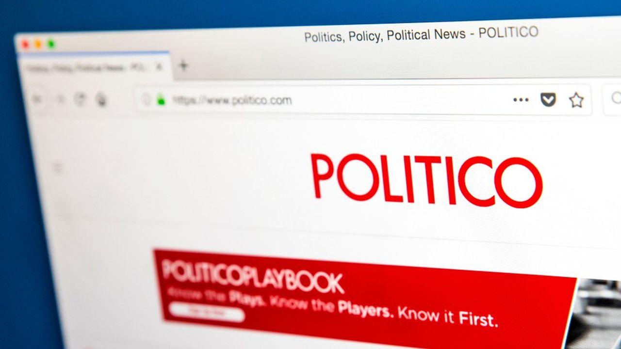 Politico Europea unenewsletter généraliste, Playbook, et 7newsletters thématiques.