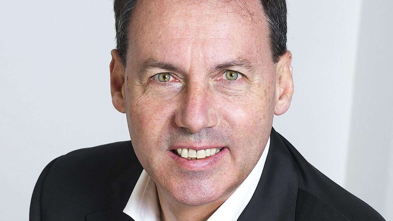Pascal Houillon, directeur général de Cegid.