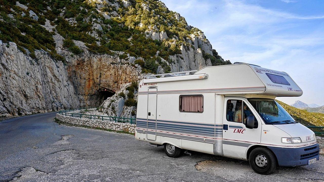 Pour les vacances, et si on louait un camping-car à un particulier ?