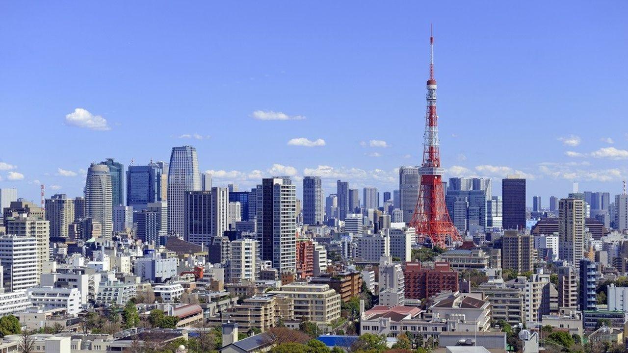 Le taux japonais à 10 ans a connu sa plus forte hausse depuis 2 ans.