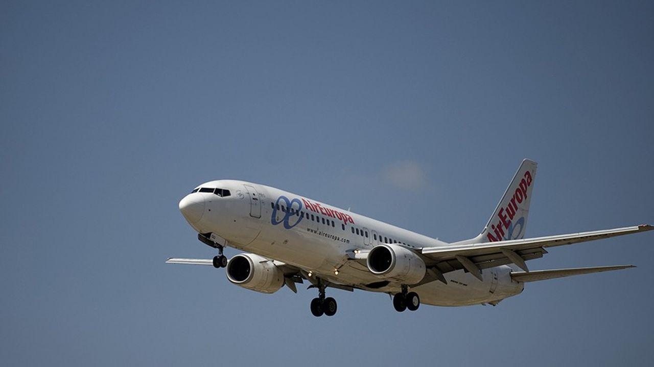 Air Europa et Air France-KLM veulent constituer une coentreprise virtuelle sur les vols entre l'Europe et l'Amérique latine.