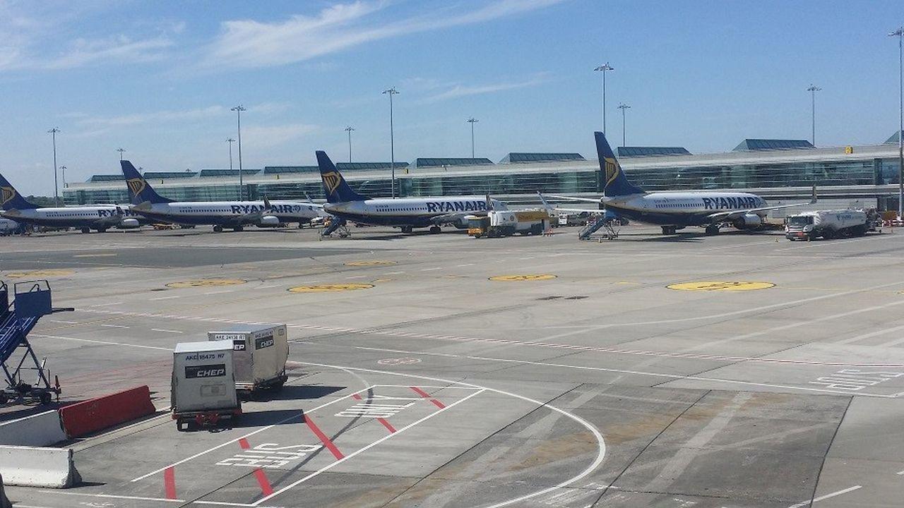 Pour la première fois en 30 ans, Ryanair a connu quatre journées de grève des pilotes sur sa base principale de Dublin.