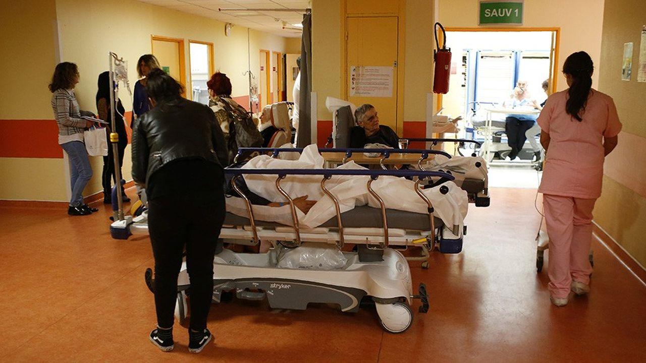 Les hôpitaux sont aujourd'hui bien mieux préparés qu'en 2003, année de la dernière grande canicule qui avait fait 15.000victimes