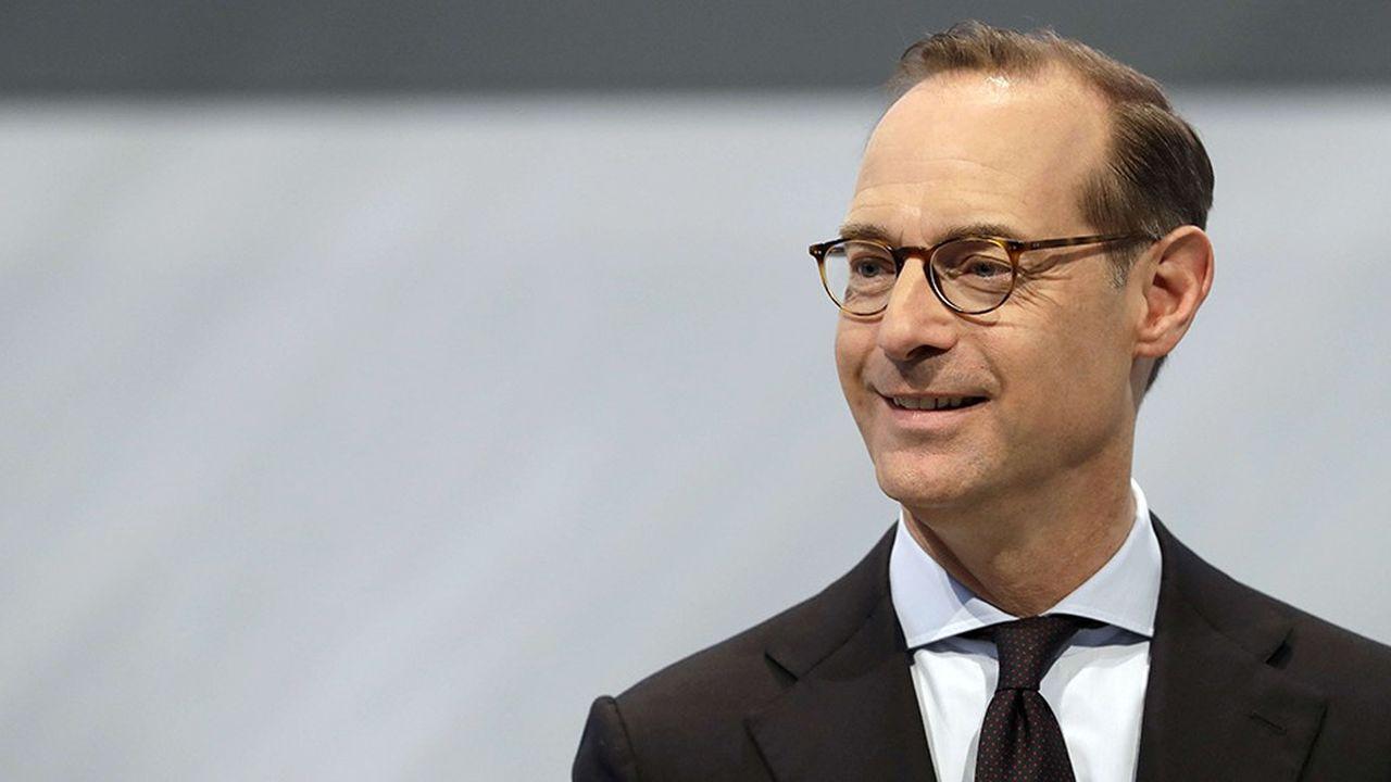 «Nous restons en bonne voie pour atteindre notre objectif 2018 de résultat opérationnel», a déclaré Oliver Bäte, le président du directoire d'Allianz.