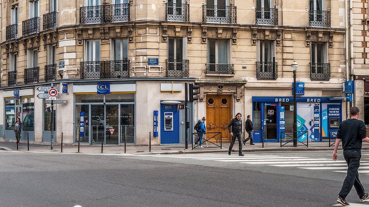 D'un établissement à l'autre, les moteurs de croissance ont été différents au deuxième trimestre, attestant des choix stratégiques des banques françaises.