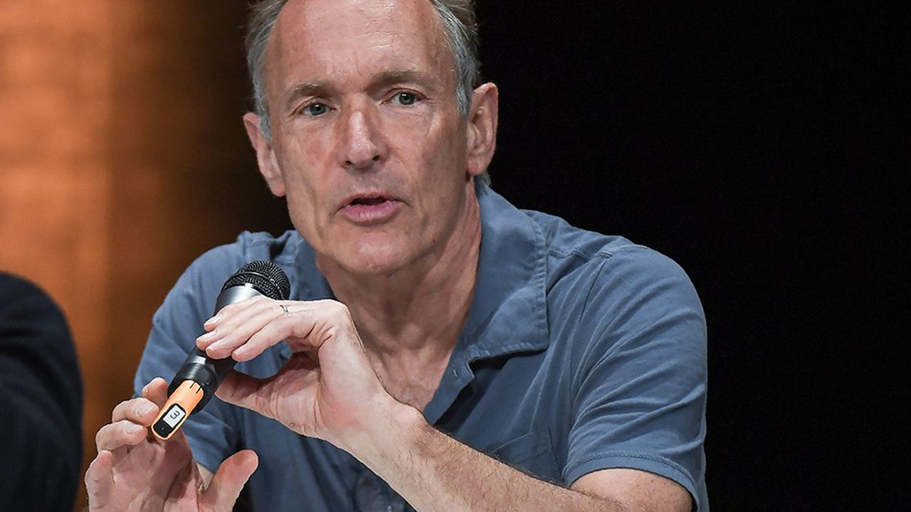 Tim Berners-Lee est l'inventeur du « World Wide Web ».