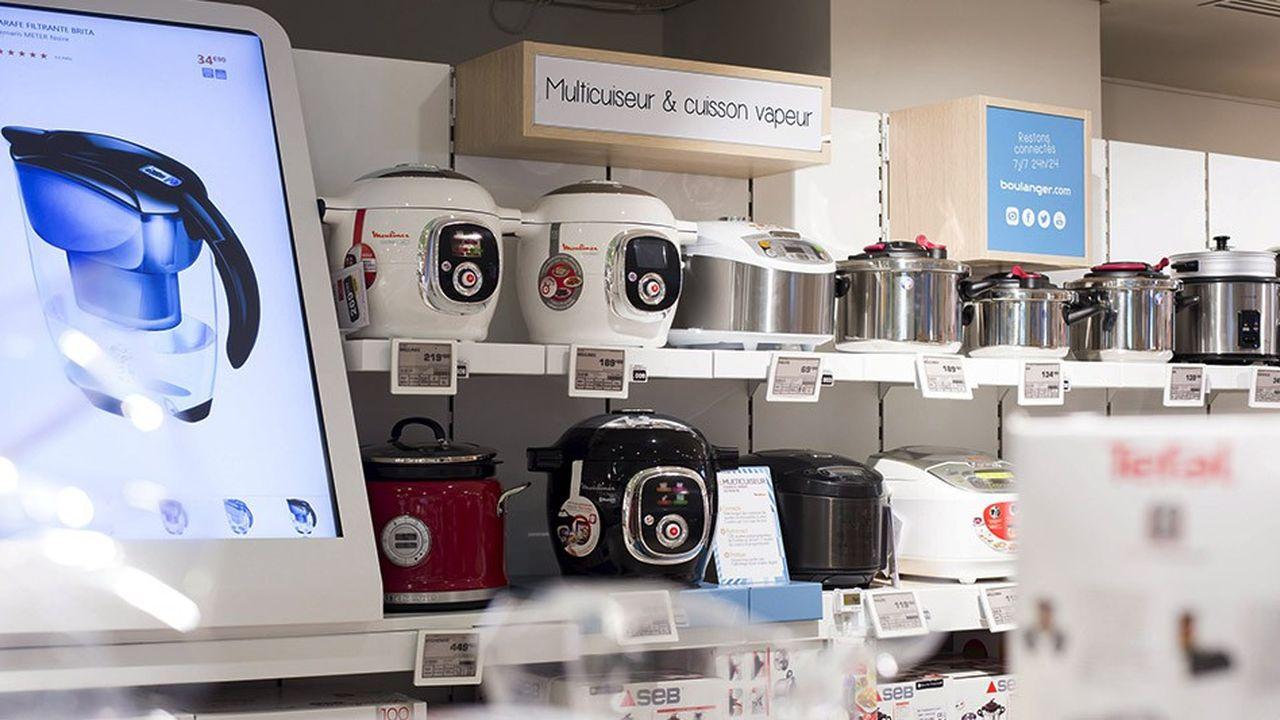 L'Autorité de la concurrence estime que les parts de marchés de Boulanger restent encore très inférieures à celles de FNAC Darty à Paris.