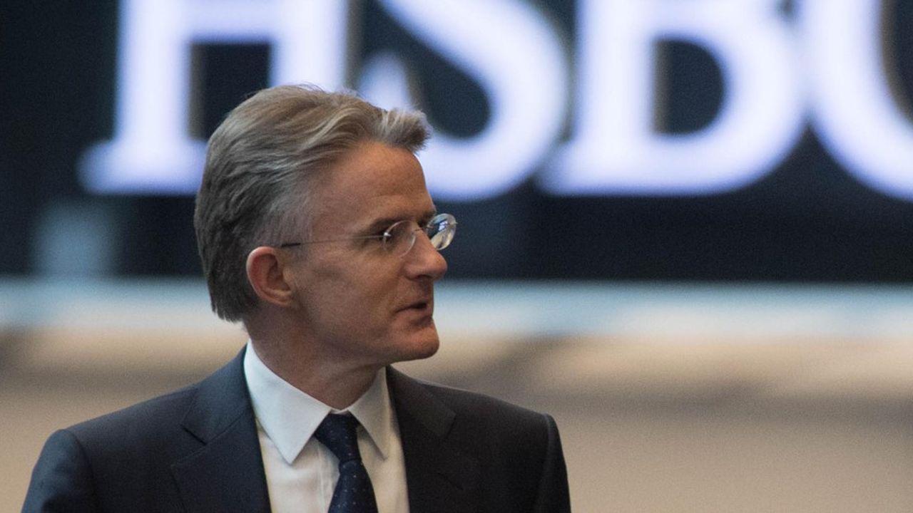La banque de détail et la banque privée d'HSBC se porte particulièrement bien: elles bénéficientd'un contexte de taux d'intérêt favorable sur ses marchés.