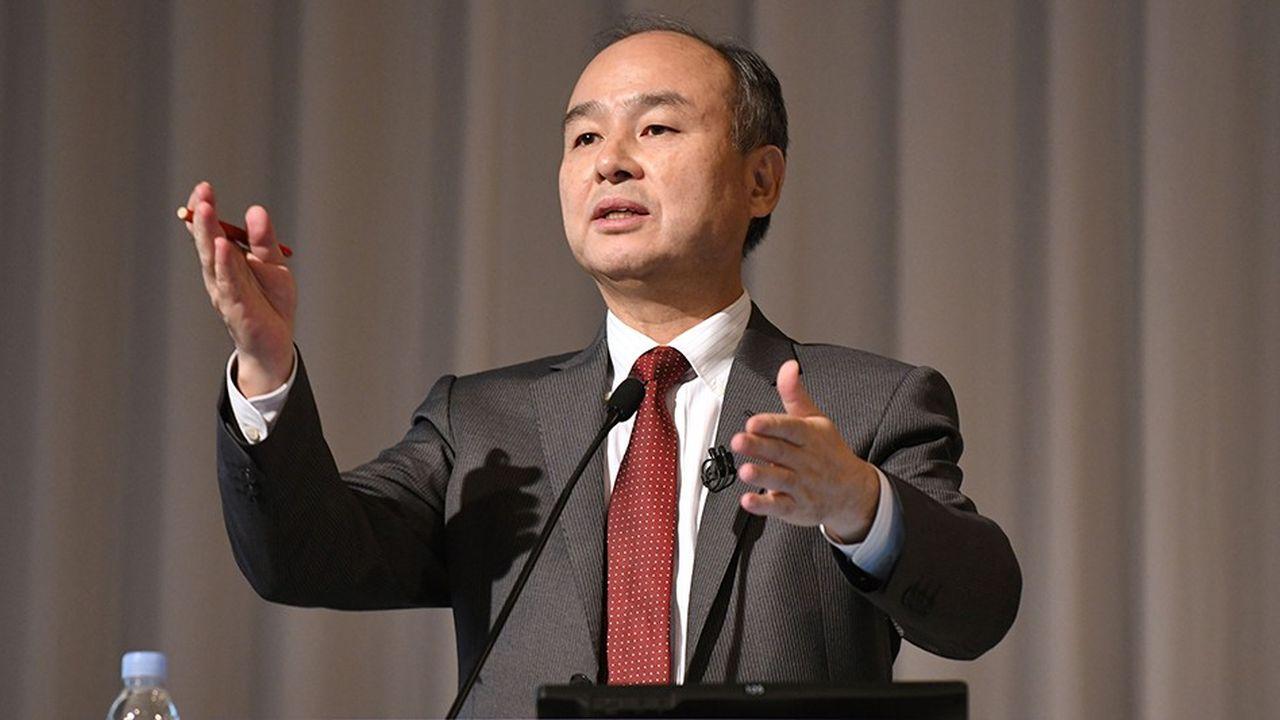 Masayoshi Son est le fondateur et PDG de Softbank, un conglomérat réunissant des activités dans les télécoms, l'intelligence artificielle et le fonds d'investissement le plus riche du monde.