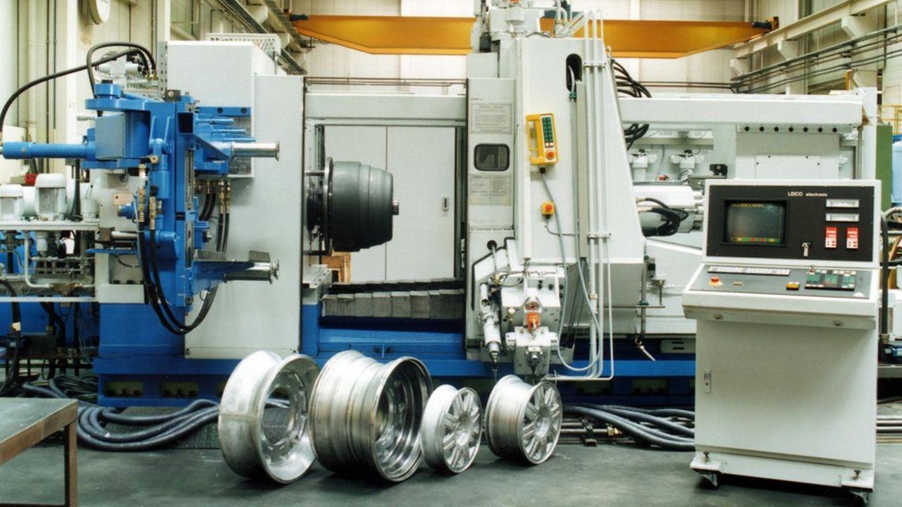 Le fabricant de machines-outils Leifeld Metal Spinning était dans le viseur d'un groupe chinois