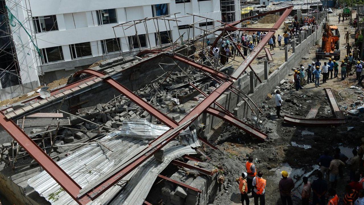 Les chantiers de construction se multiplient comme ceux des infrastructures notamment les routes.