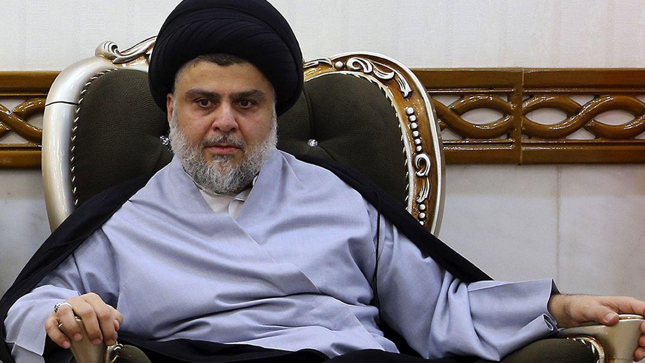 Alliée aux communistes, la liste de Moqtada Sadr a remporté 54 sièges.