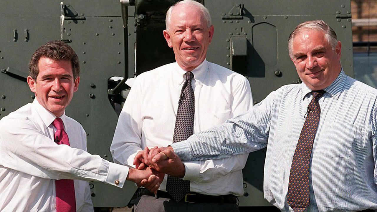 Le 11août 1998, le britannique BP lançait une OPA à plus de 50milliards de dollars sur l'américain Amoco.