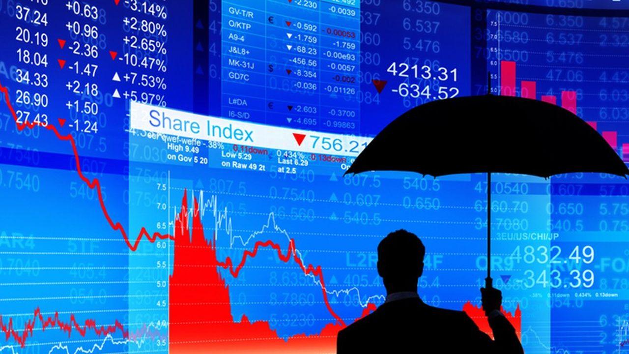 Les tensions persistent sur les marchés boursiers