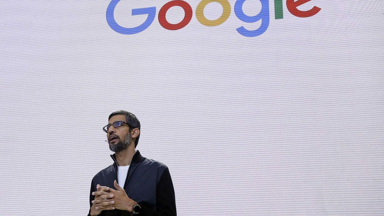 Lors d'une réunion interne jeudi avec des salariés du groupe, le patron de Google, Sundar Pichai, a pour la première fois évoqué le sujet et tenté de couper court aux rumeurs