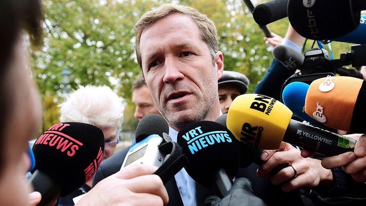 Paul Magnette est bourgmestre de Charleroi depuis décembre 2012.
