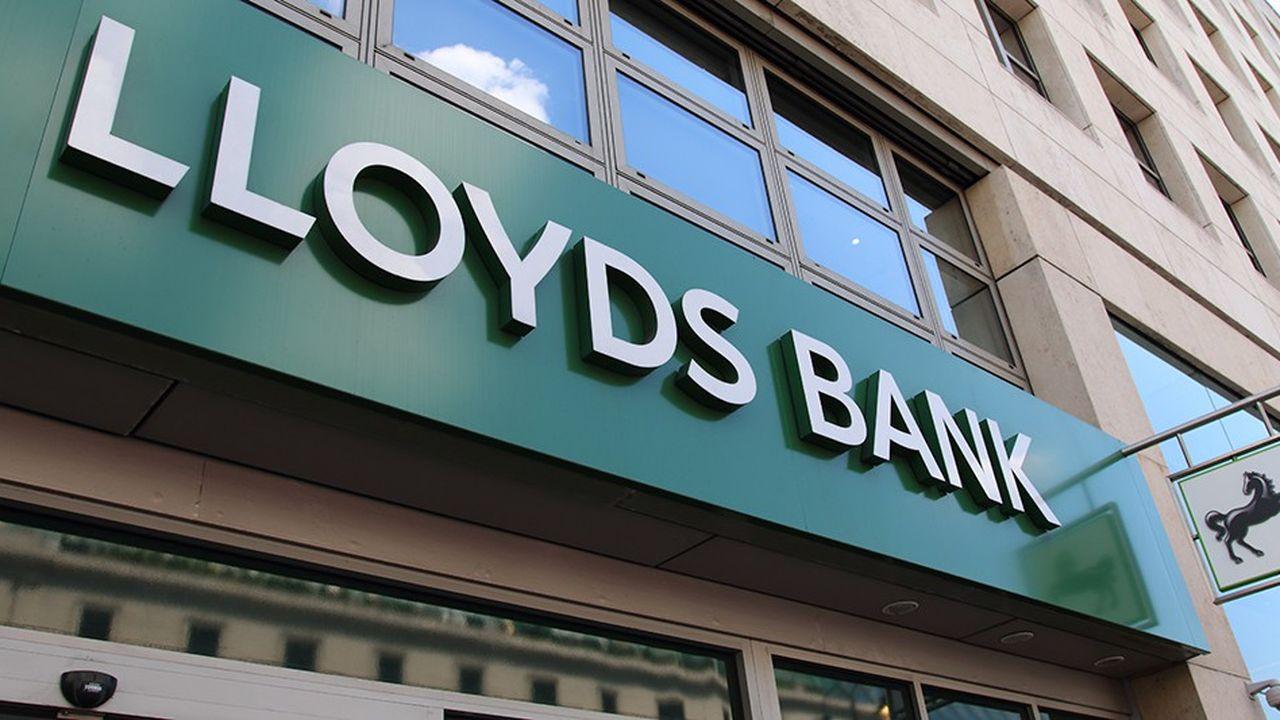 Lloyd's emporte la palme, si l'on peut dire, avec 19 incidents révélés, juste devant deux autres poids lourds (Barclays et RBS)