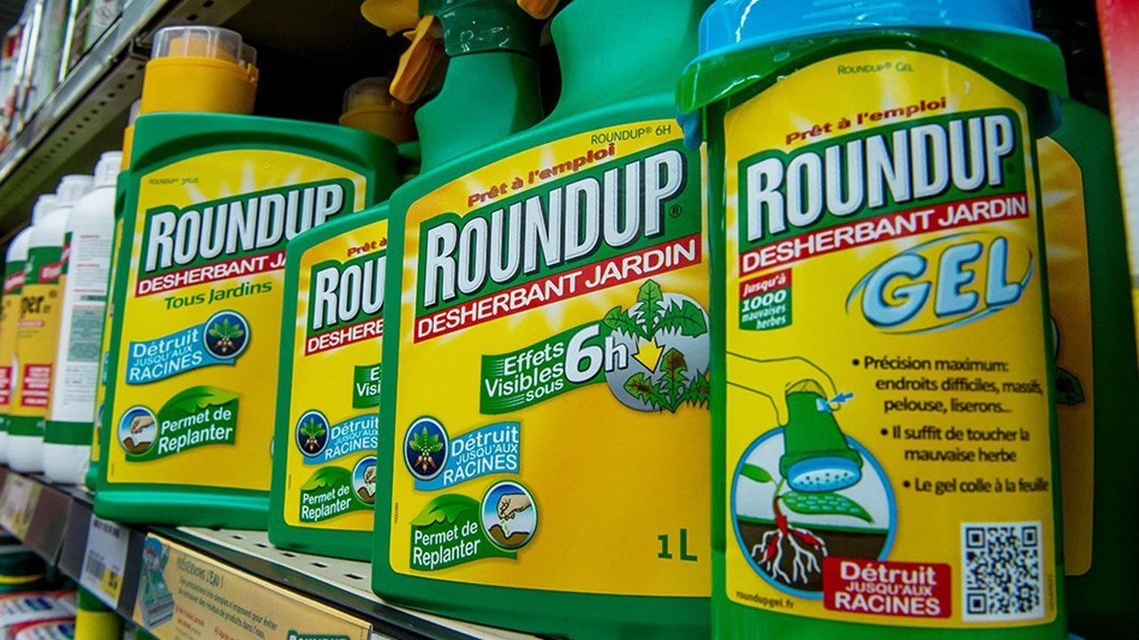 Le «Roundup», la marque de déserherbant emblématique de Monsanto à base de glyphosate, est de plus en plus sur la sellette.