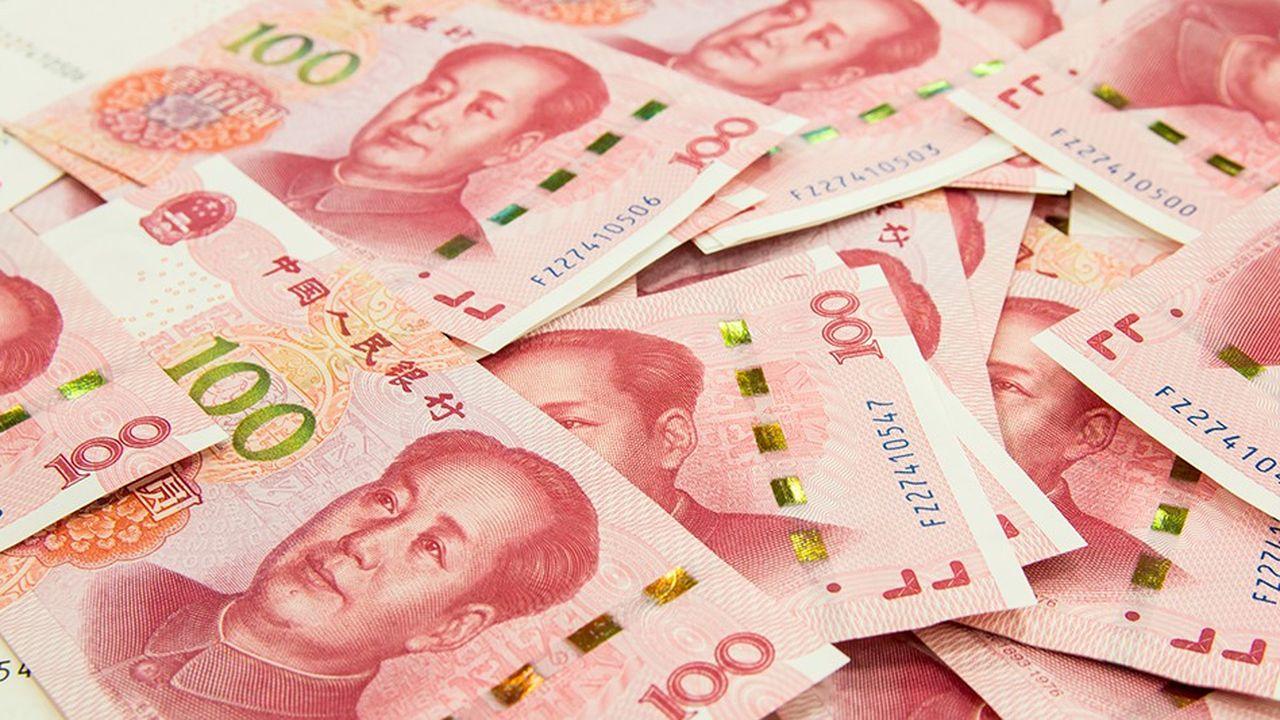 Fin juin2018, le «shadow banking» chinois représentait 8.020milliards d'euros, selon Moody's.