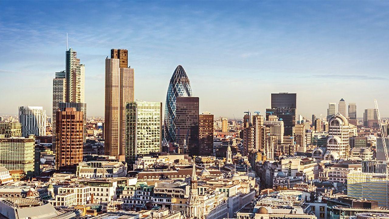 Le quartier de la City, à Londres, est l'un des endroits les plus pollués de la capitale.