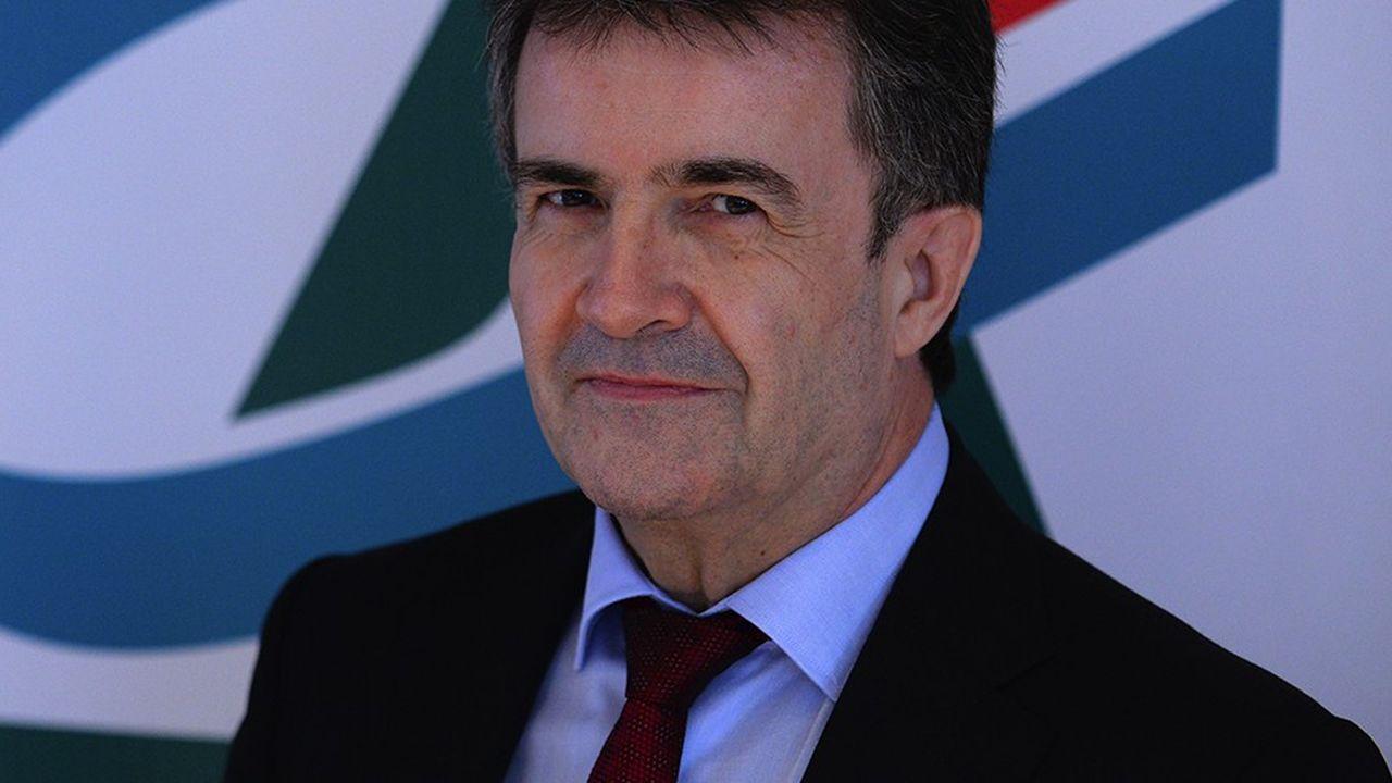 Crédit Agricole SA - dirigée par Philippe Brassac (photo) - et deux de ses filiales ont écopé d'une triple sanction infligée par la BCE, pour un montant total de 4,8 millions d'euros.