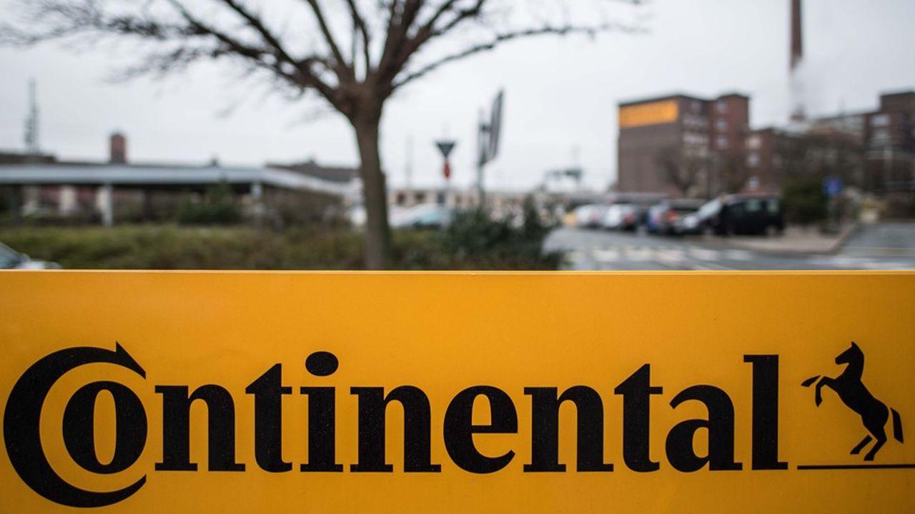 Continental, deuxième équipementier automobile allemand derrière Bosch, a revu à la baisse ses prévisions sur sa marge d'exploitation et son chiffre d'affaires pour 2018.