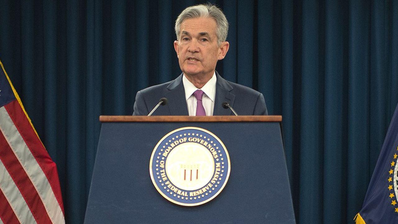 Jerome Powell va devoir dépendre l'indépendance de la Fed face aux pressions de Donald Trump.