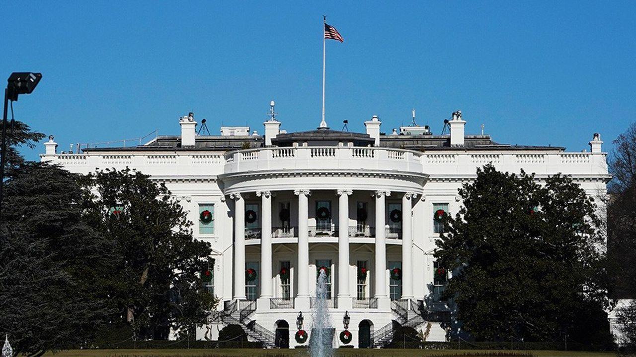 Les Etats-Unis ont adopté mi-août un dispositif de contrôle des acquisitions étrangères, à vocation extra-territoriale. / AFP PHOTO / MANDEL NGAN