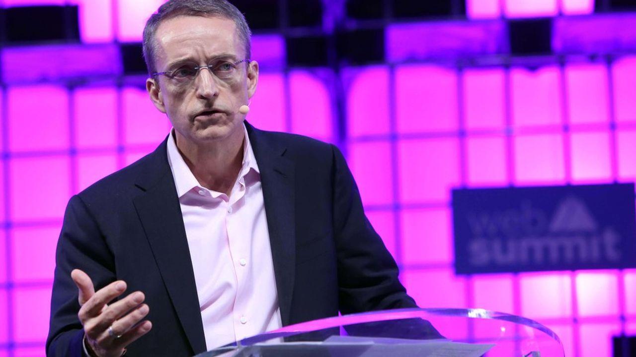 Pat Gelsinger, PDG de VMware.