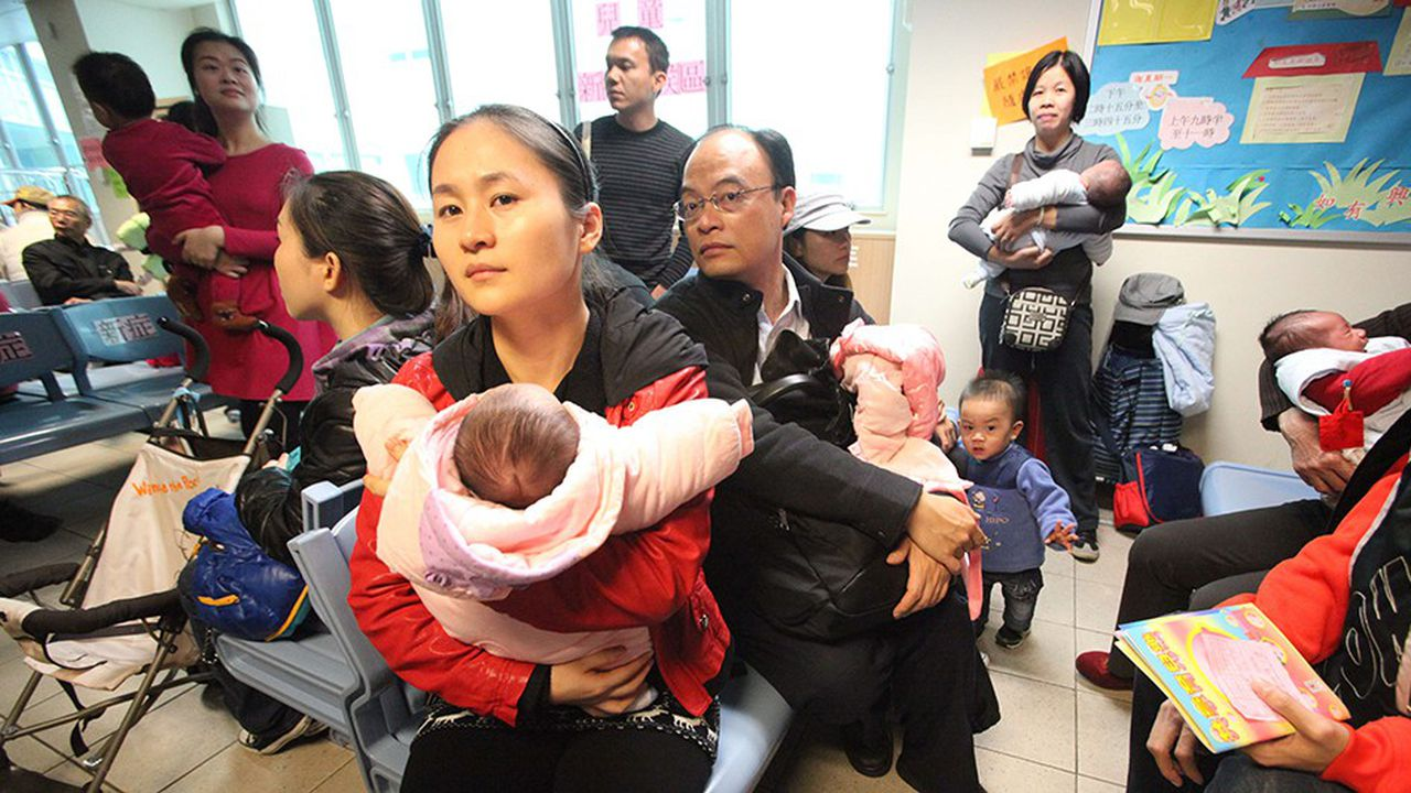 La Chine compte actuellement 1,398milliard d'habitants, selon Country Meters.