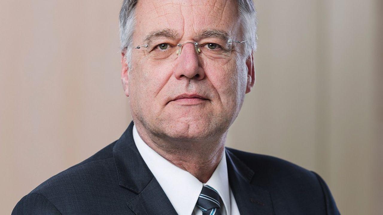 Raimund Röseler, direteur de la surveillance bancaire à la BaFin allemande, s'inquiète de l'assouplissement «des standards d'octroi de crédit».