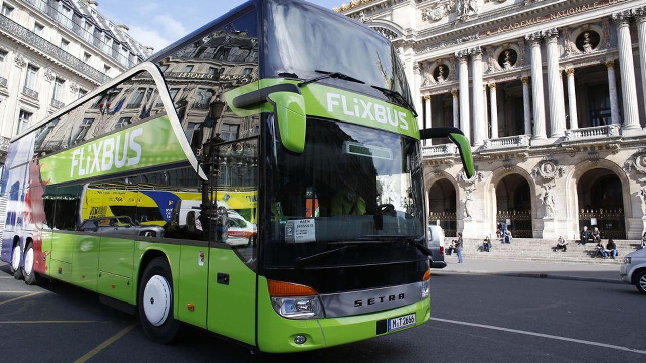 Flixbus dessert avec ses autocars quelque 2.000 destinations en Europe, dans 27 pays.
