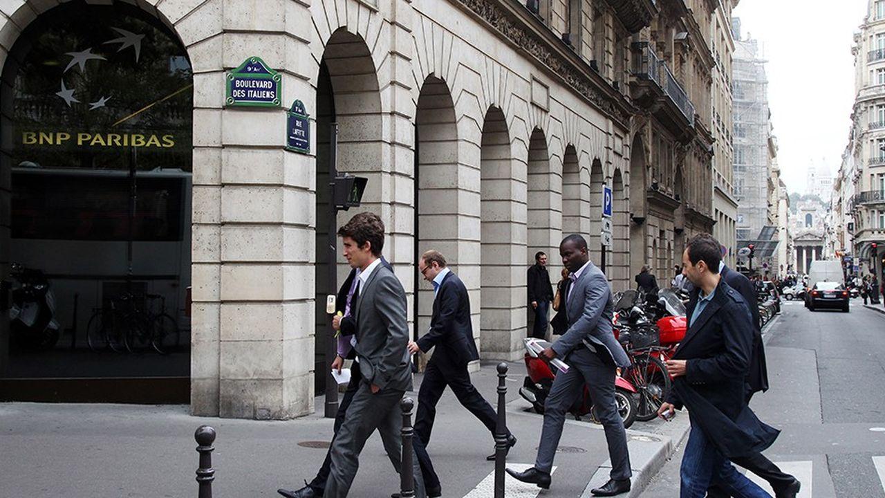 Le groupe BNP Paribas compte plus de 190.000 salariés à travers le monde.