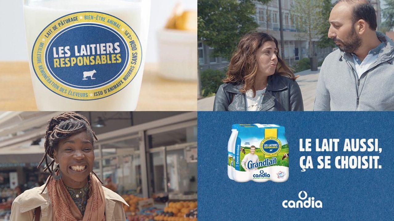 Comme la farine, le sucre en morceaux, le riz, les pâtes… le lait fait partie de la famille mal-aimée des produits indifférenciés, dans laquelle le consommateur s'investit peu affectivement