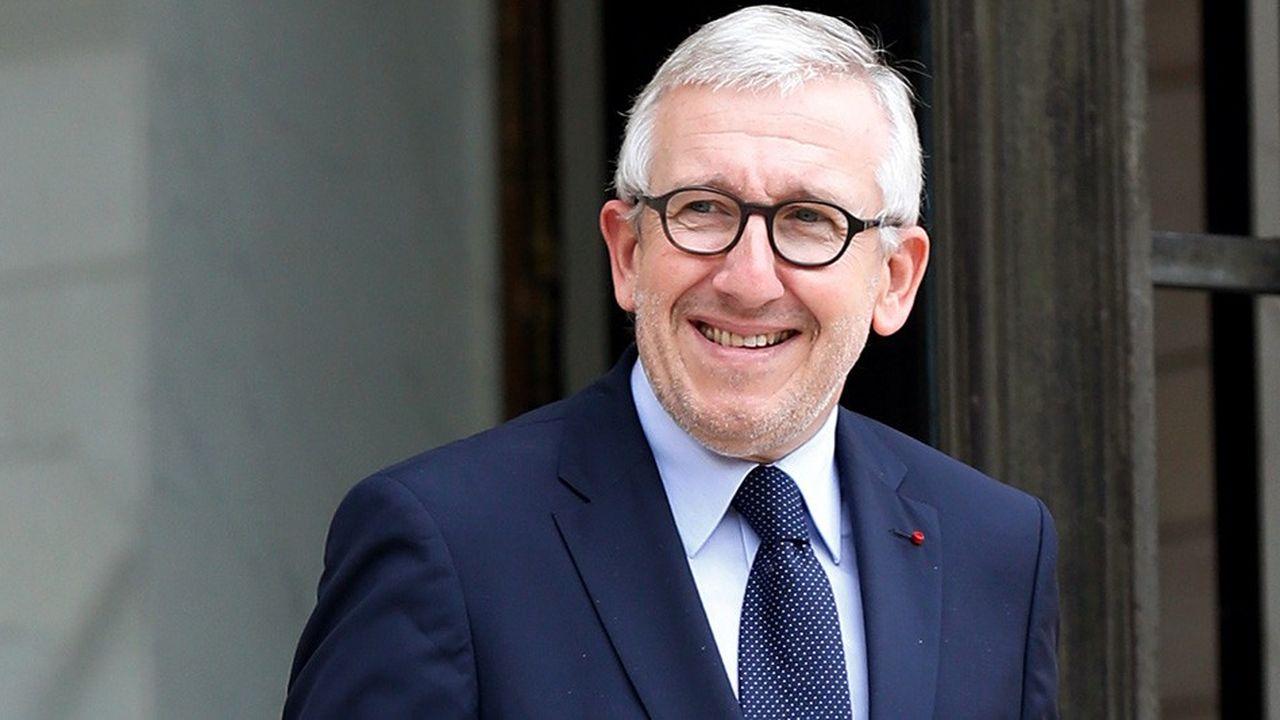 Philippe Bélaval, président du Centre des monuments nationaux.