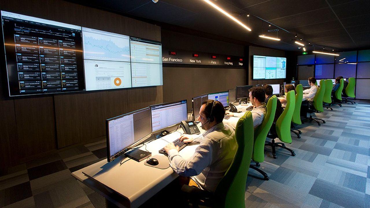 IMS utilise l'intelligence artificielle pour prédire les attaques informatiques.
