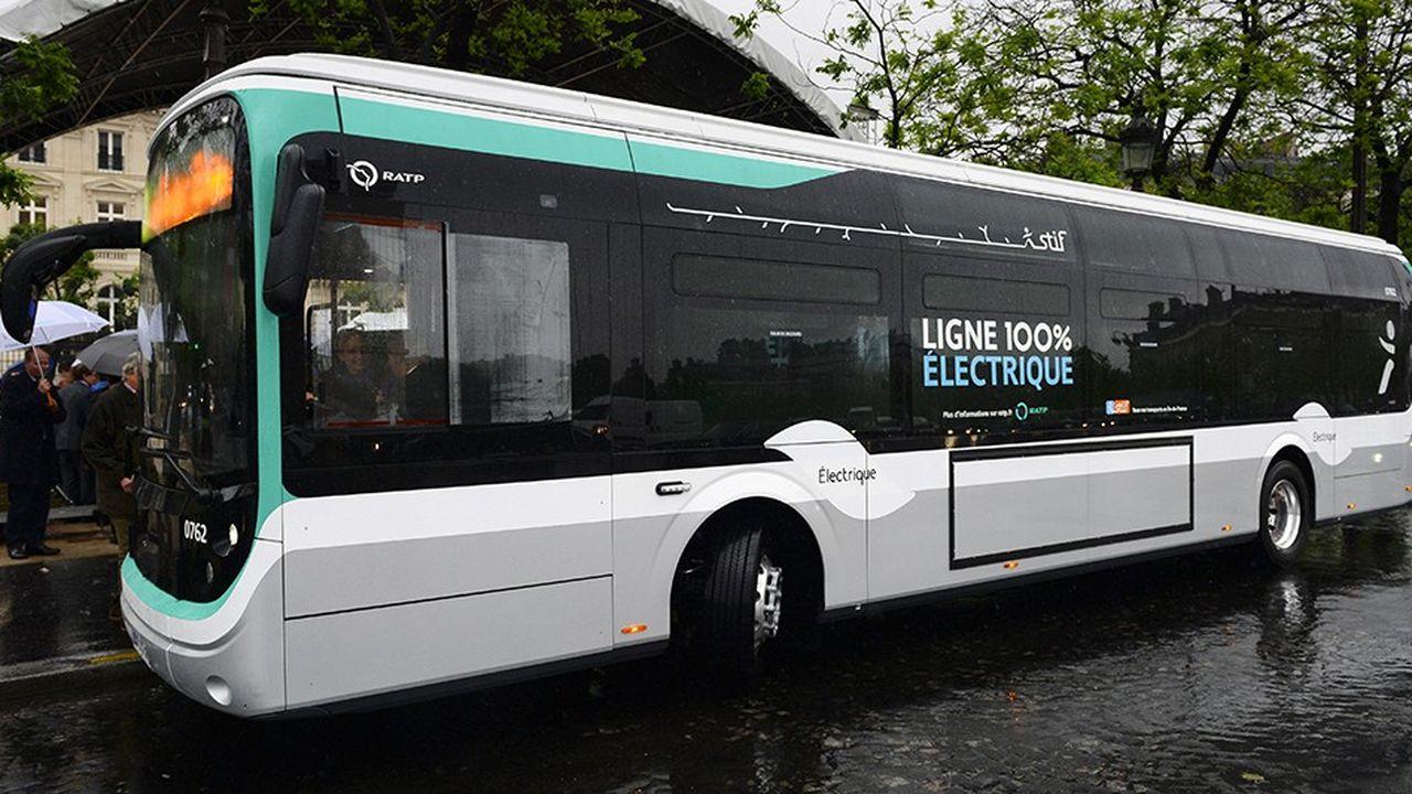 La mise en concurrence de la RATP sur l'exploitation de son réseau de bus francilien (350 lignes et 16.000 salariés) doit être engagée fin 2024.