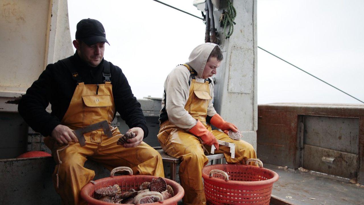 Les pêcheurs britanniques ont fait un pas en acceptant de s'aligner sur les dates de pêche s'appliquant aux bateaux français.
