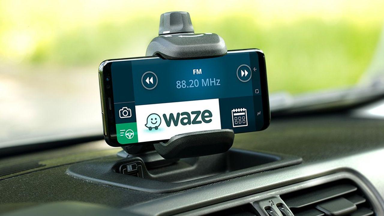Née en 2008 en Israël puis acquise par Google, cette application mobile collaborative accompagne les conducteurs.