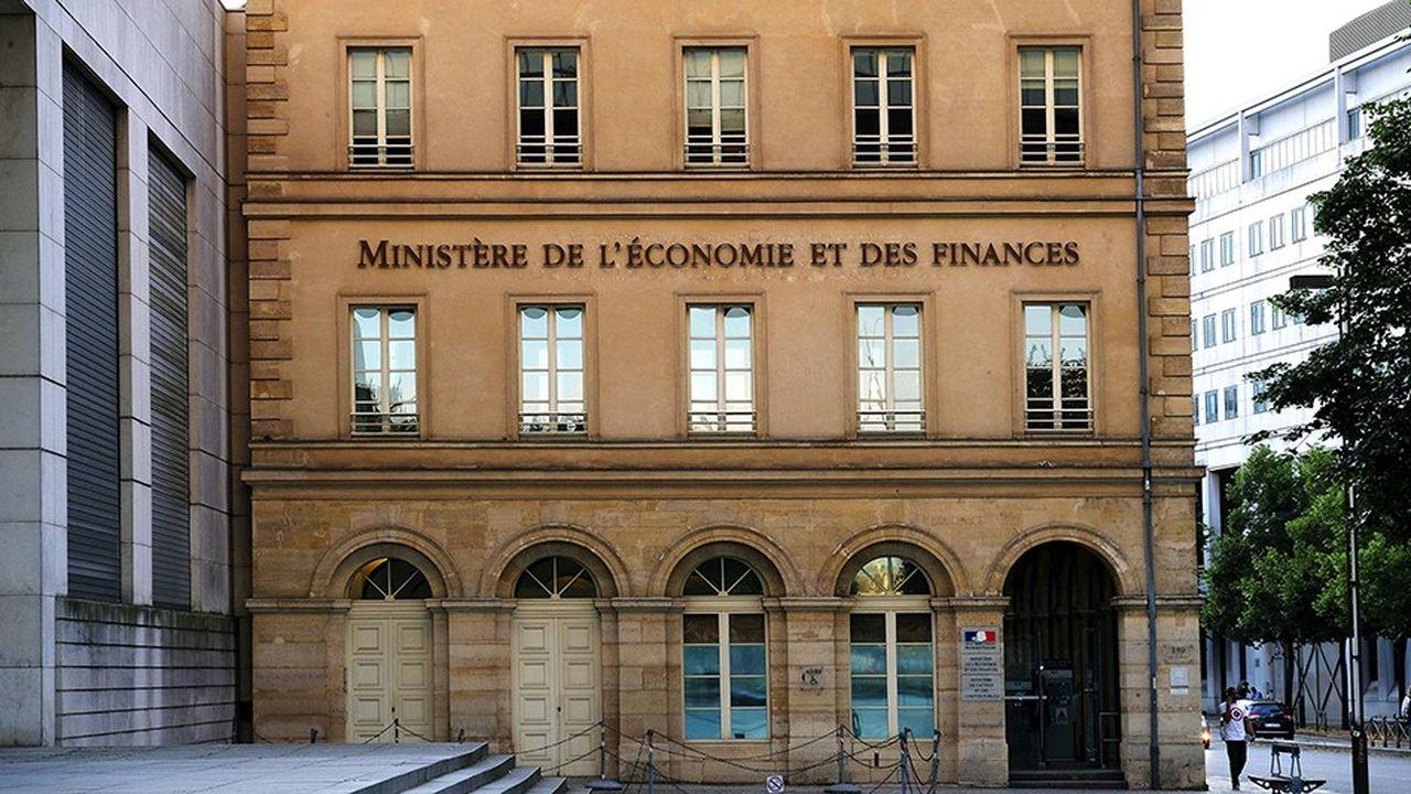 Bercy s'est engagé sur une baisse de l'endettement de 5points de PIB d'ici à 2022.