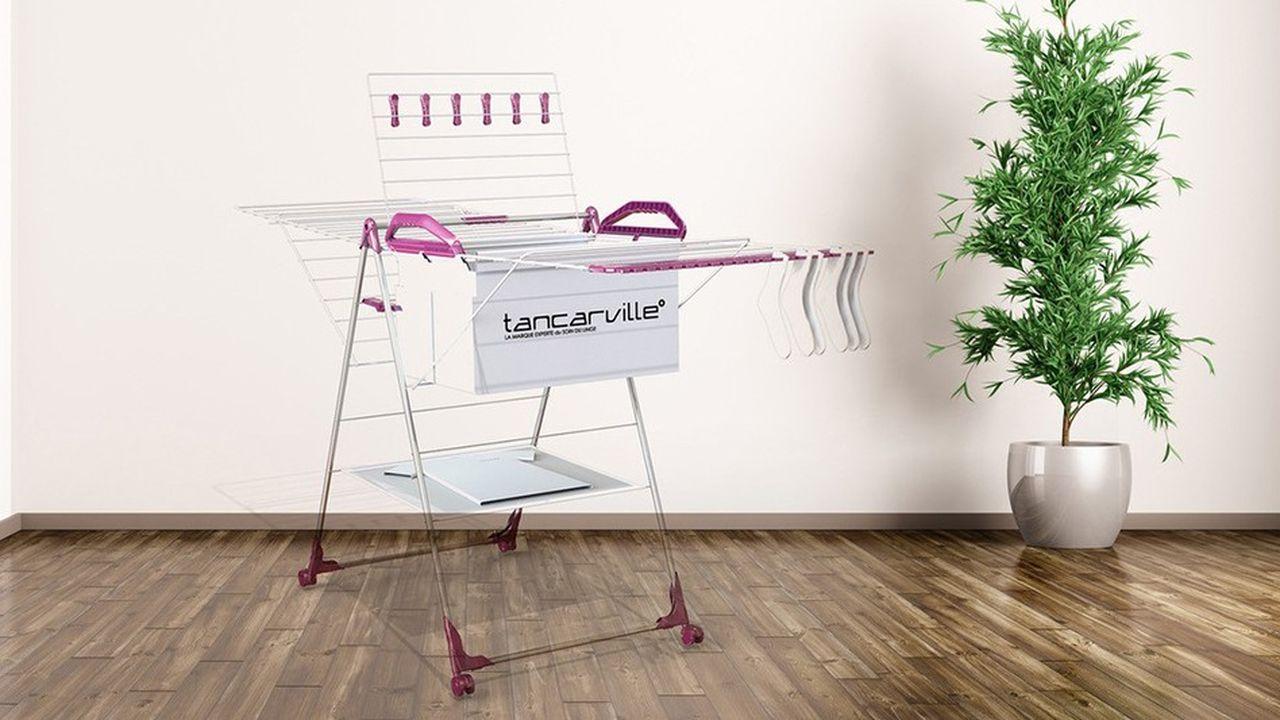 Herby est le seul fabricant de séchoirs étendoirs en France. Il est basé à La Loupe (Eure-et-Loir).