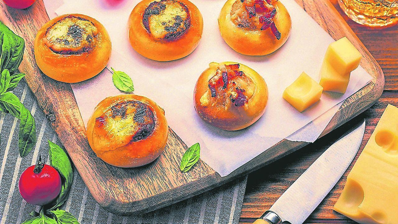 Fleury Michon a acquis une PME vendéenne, Paso, spécialisée dans le pain à l'ail et les bouchées apéritives.