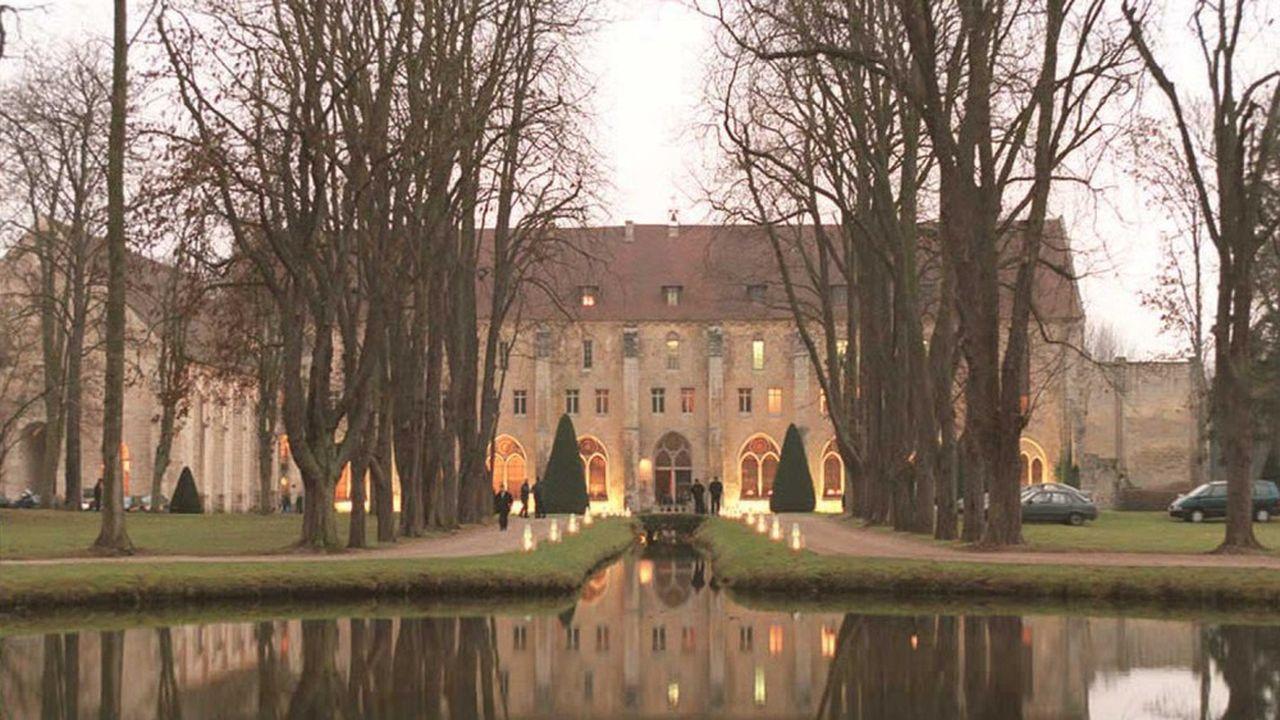 L'abbaye de Royaumont