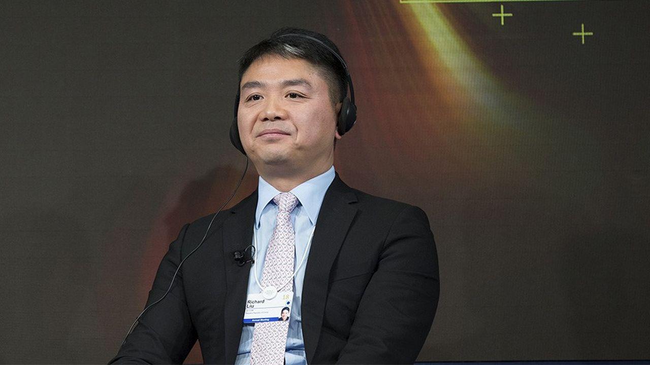 Président, directeur opérationnel, premier actionnaire: Richard Liu est l'homme clef de JD.com. Rien ne peut se faire sans lui chez le concurrent d'Alibaba.