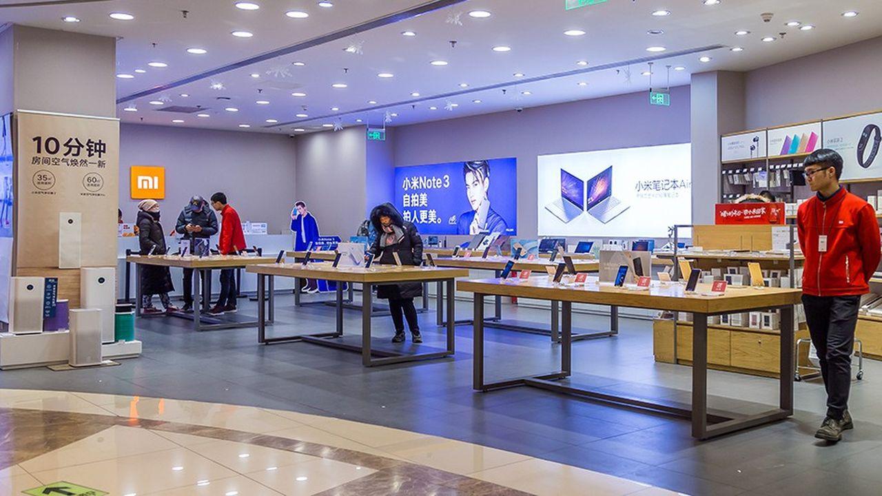 Xiaomi est le quatrième fabricant mondial de smartphones, avec 9,1% des parts de marché au deuxième trimestre2018, selon Strategy Analytics.
