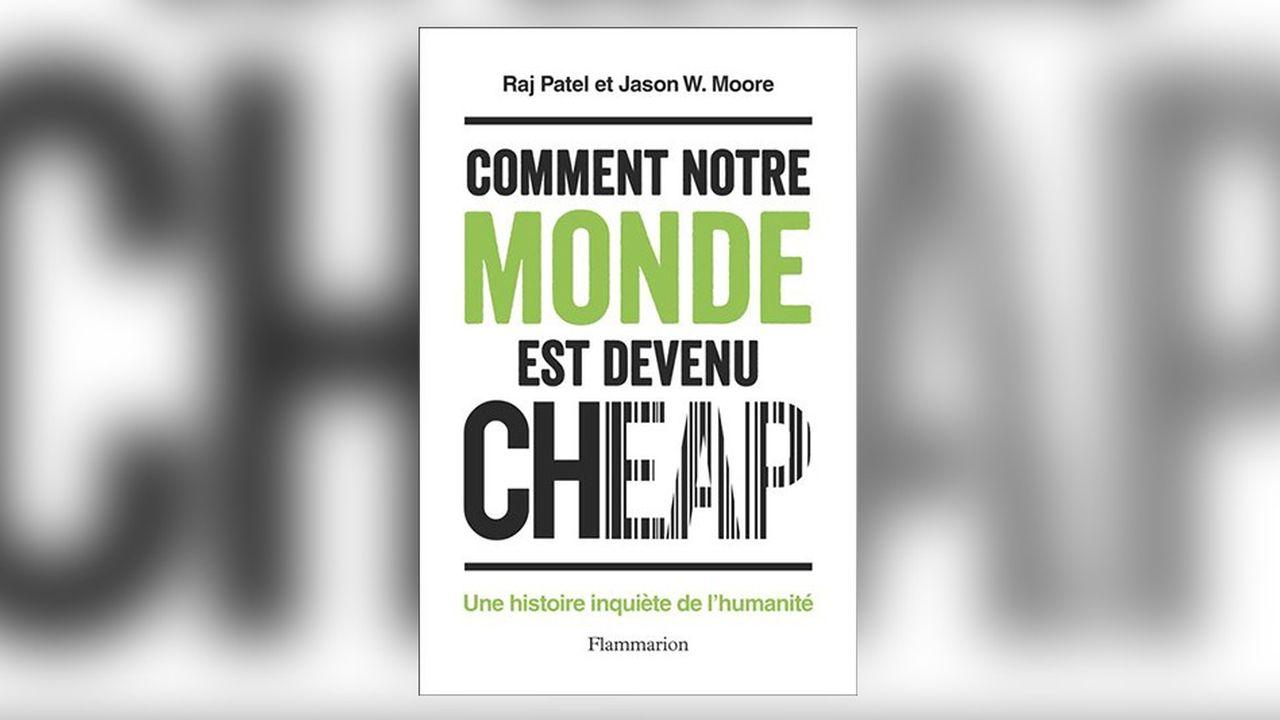 « Comment notre monde est devenu cheap », Raj Patel et Jason W. Moore, Flammarion, 335 pages, 21 euros.